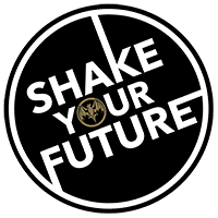 logo shake your future