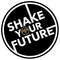 logo shake your future